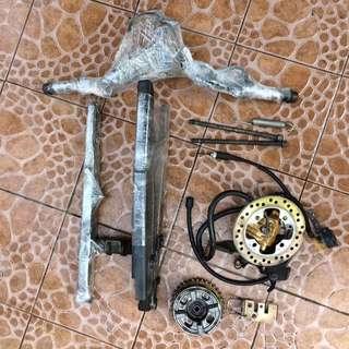 LC 135 Parts