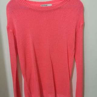 preloved stradivarius sweater