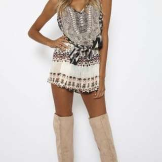 Peppermayo Playsuit Size S