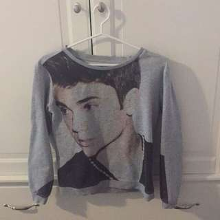 Justin Bieber Sweater - Bought At Believe Tour