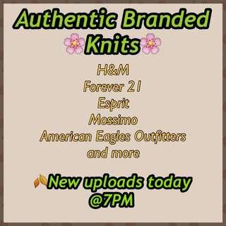 New Uploads @7PM Knit,Sweater,Pullie