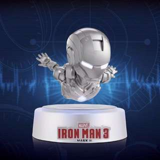 Beast Kingdom Egg Attack Iron Man 3 MK II - Magnetic Floating Version