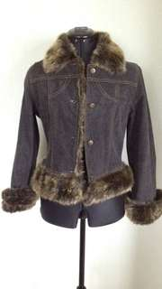 Vintage FRONT COVER Jacket - SizeS