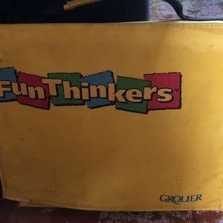 Grolier Fun Thinkers
