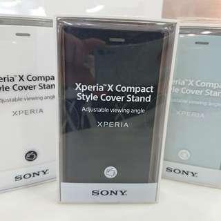 Sony XPERIA X COMPACT 專屬SCSF20原廠皮套 特價促銷~