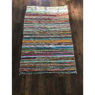 Colourful Rug From Urban Outfitters
