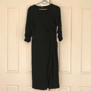 Collette Dinnigan Black Dress