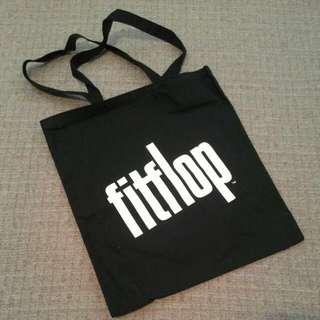 全新 fitflop 肩背包 帆布包