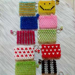 Beads Wallets for Sale.