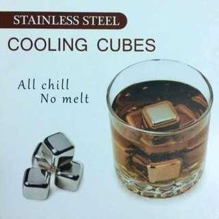4 Pcs Cooling Cubes