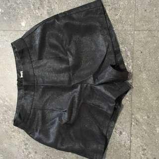Shimmer Shorts