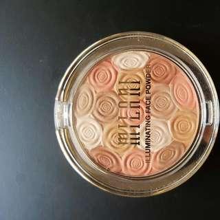Milani Illuminating Face Powder In 01 Amber Nectar