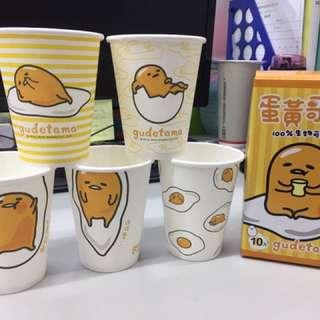 🚚 蛋黃哥紙杯
