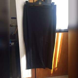 Kookai Tight Fitted Slit Skirt