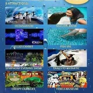 Manila Ocean Park Discounted Tickets.