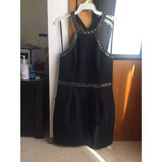 Forever New Black Dress