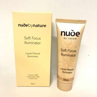 Nude by Nature Soft Focus Illuminator