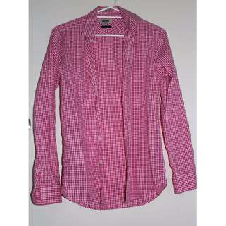 Oxford Pink shirt