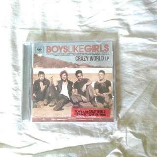 Crazy World LP | Boys Like Girls