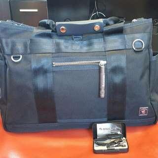 Porter International 行李公事袋