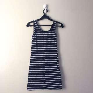 Cotton On stripped dress