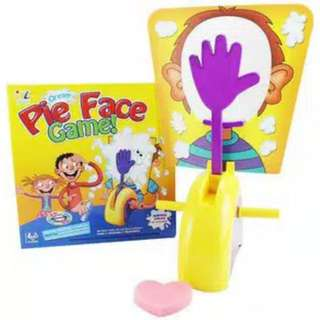 Pie Face Single