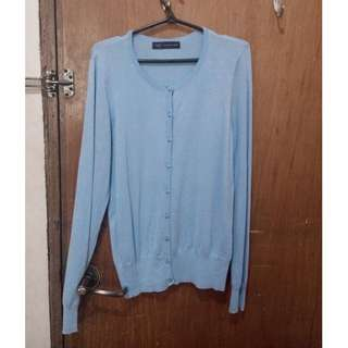 Authentic Marks & Spencer Baby Blue sweater