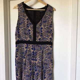 Marc's Silk Dress