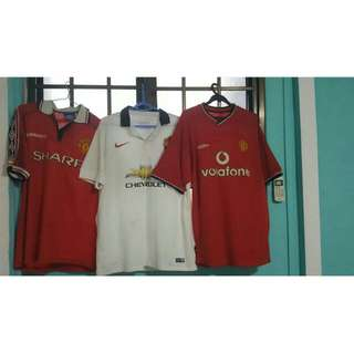Authentic Manchester United Jerseys