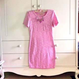 Midi Mini Knit Dress Bodycon