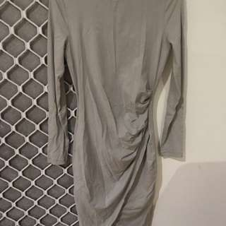 Kookai Long Sleeve Dress Size 1
