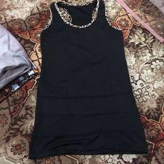 Singlet dress top