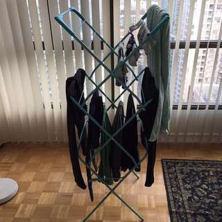 3 Tiered Laundry Rack