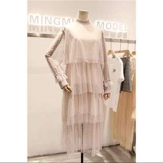 🆕Korean Dress