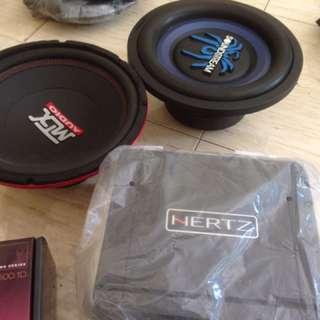 Buy Car Audio ICE amplifier Head Unit