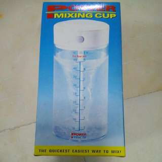 Power Mixing Cup