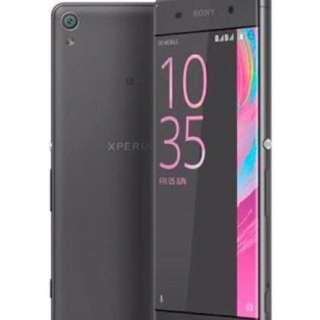 Sony Experia Xa 手機 黑 全新