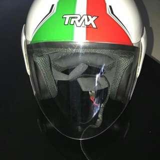Brand New Trax Helmet