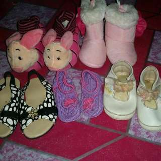 Take All Baby Shoes