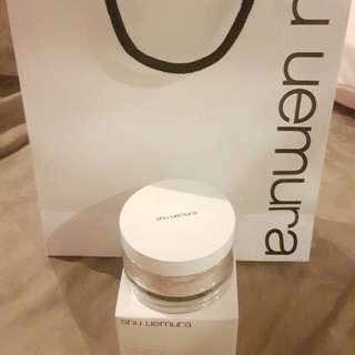 SHU UEMURA Face Powder Matte - Colorless