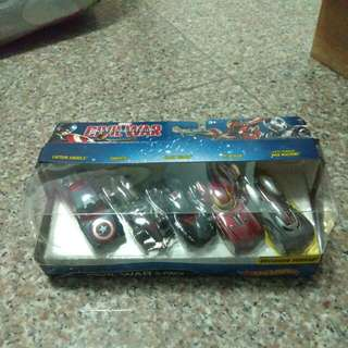 Brand New Authentic Hotwheel Limited Edition Avenger Series