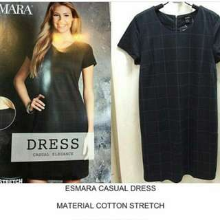 dress cotton esmara