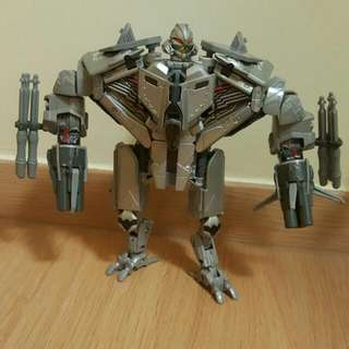 Deep Space Starscream Transformers Voyager Class ROTF DOTM