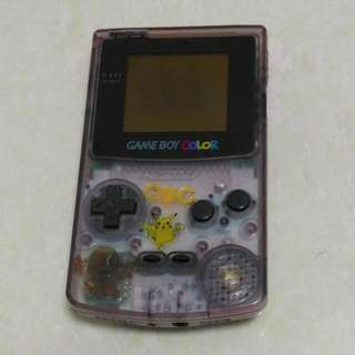 Game Boy Color 連遊戲帶