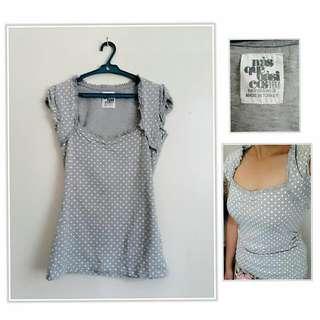 Shirt Polka Dots