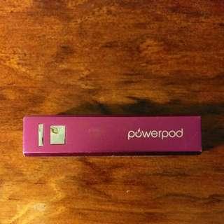 Powerpod 2200mAh Portable Power Bank