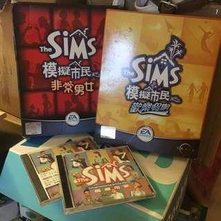 經典遊戲 The Sims