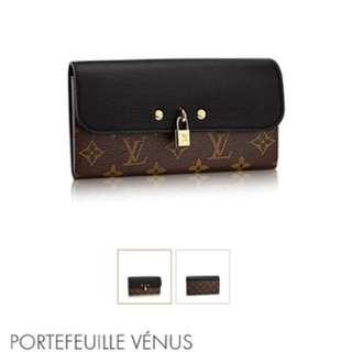 Louis Vuitton Wallet LV