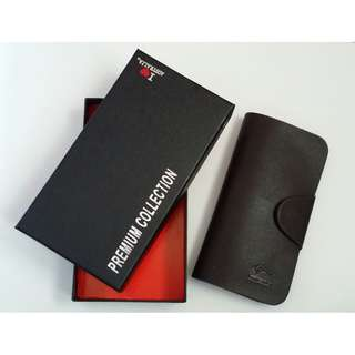 BNIB Premium Leather Wallet