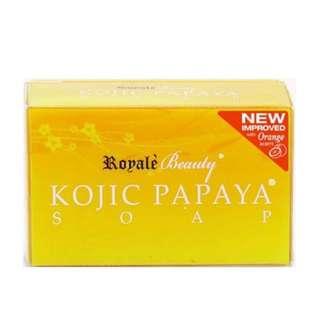 Royalè Kojic Papaya Soap